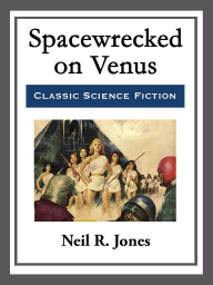 Spacewrecked on Venus