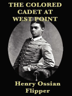 The Colored Cadet at West Point
