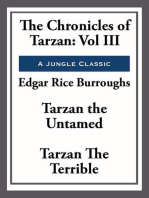 The Chronicles of Tarzan