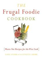 The Frugal Foodie Cookbook