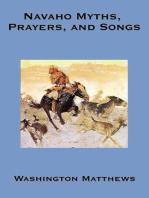 Navaho Myths, Prayers & Songs