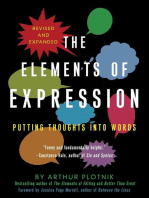 The Elements of Expression