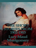 The Short Stories from 1902-1903