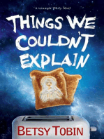 Things We Couldn't Explain