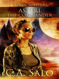 Astéri – The Commander