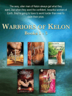 Warriors of Kelon Books 1-5