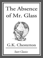 The Absence of Mr. Glass
