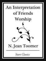 An Interpretation of Friends Worship (Start Classics)
