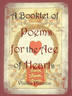 A Booklet of Poems for the Ace of Hearts