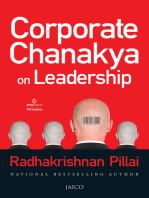 Corporate Chanakya on Leadership