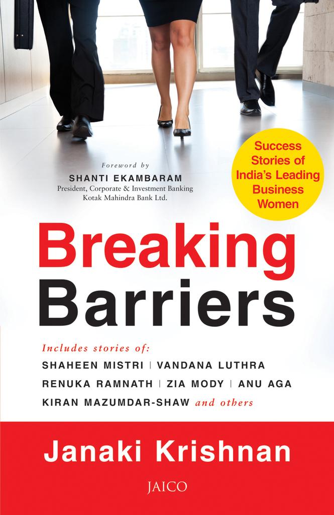 Read Breaking Barriers Online by Krishnan and Janaki   Books