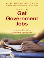 How to Get Government Jobs