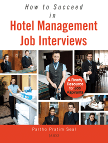 How to Succeed in Hotel Management Job Interviews
