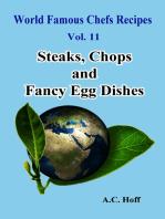 World Famous Chefs Recipes Vol. 11