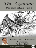 The Cyclone Ponniyin Selvan - Part 2
