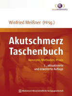 Akutschmerz Taschenbuch