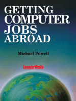 Getting Computer Jobs Abroad