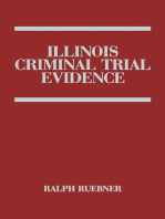 Illinois Criminal Trial Evidence