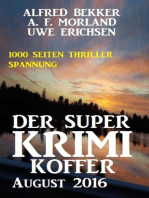 Der Super Krimi Koffer August 2016