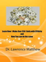 Learn How I Make Over $50 Daily with CPAGrip and How You Can Do the Same
