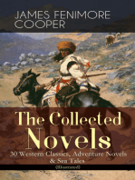 The Collected Novels of James Fenimore Cooper