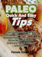 Paleo Quick And Easy Tips