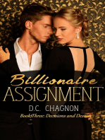 Billionaire Assignment, Book Three
