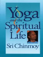 Yoga and the Spiritual Life