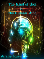 The Mind of God Vs The Human Mind