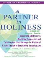 A Partner in Holiness Vol 1