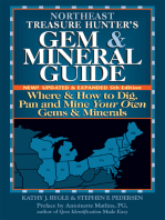 Northeast Treasure Hunter's Gem & Mineral Guide (5th Edition)