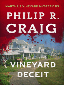 Vineyard Deceit: Martha's Vineyard Mystery #3