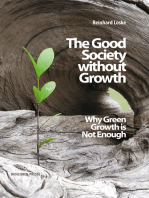 The Good Society without Growth