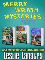Merry Wrath Mysteries Boxed Set Vol. I (Books 1-3)