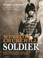 Winston Churchill Soldier