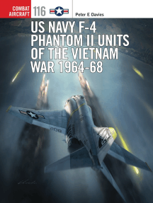 US Navy F-4 Phantom II Units of the Vietnam War 1964-68