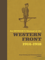 An Officer's Manual of the Western Front
