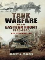 Tank Warfare on the Eastern Front 1943-1945
