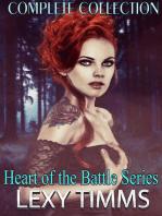Heart of the Battle Series Box Set