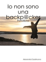 "Fotolibro ""Io non sono una backpacker"""