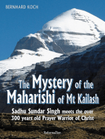 The Mystery of the Maharishi of Mt. Kailash
