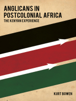 Anglicans in Postcolonial Africa