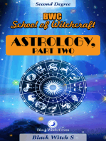 Astrology, Part 2. Year 2 in BWC School of Witchcraft.