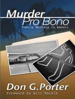 Murder Pro Bono