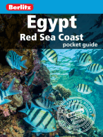 Berlitz Pocket Guide Egypt Red Sea Coast (Travel Guide eBook)