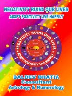 Negativity Ruins Our Lives