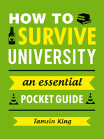 How to Survive University