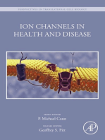 Ion Channels in Health and Disease