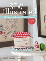 Sew Illustrated - 35 Charming Fabric & Thread Designs