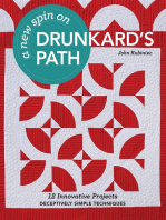 A New Spin on Drunkard's Path